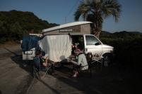 Shimoda camping