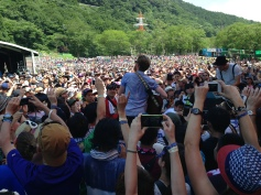 Lumineers @ Fuji Rock