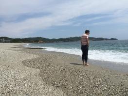Oshinobori Cape, Awaji Island