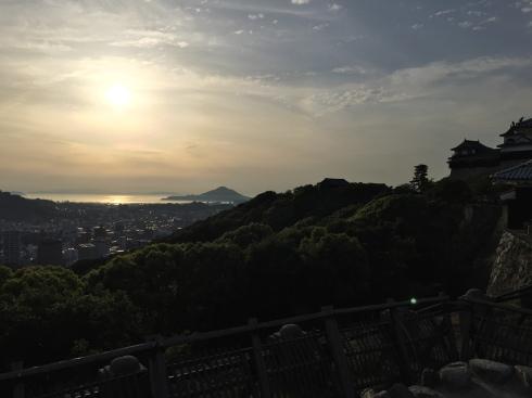 Matsuyama Castle Shikoku