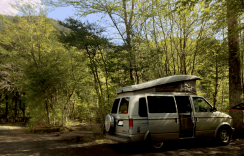 Klaus_the_Camper_in_the_green